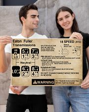 Fuller Transmissions Trucker 24x16 Poster poster-landscape-24x16-lifestyle-21