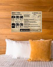 Fuller Transmissions Trucker 24x16 Poster poster-landscape-24x16-lifestyle-27
