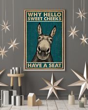 Have A Seat Donkey 16x24 Poster lifestyle-holiday-poster-1