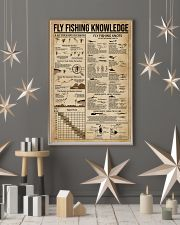 Fly Fishing Knowledge 16x24 Poster lifestyle-holiday-poster-1