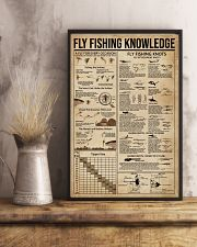 Fly Fishing Knowledge 16x24 Poster lifestyle-poster-3