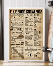 Fly Fishing Knowledge 16x24 Poster lifestyle-poster-4