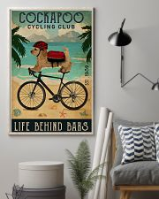 Cycling Club Cockapoo 11x17 Poster lifestyle-poster-1