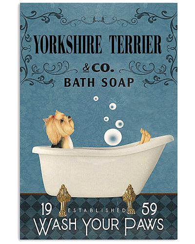 Bath Soap Company Yorkshire Terrier