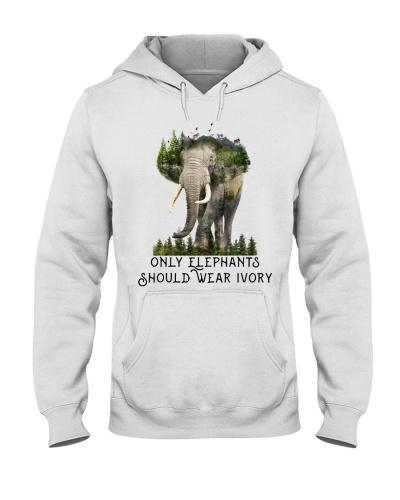 Only Elephants Should Wear Ivory