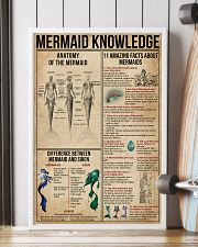 Mermaid Knowledge 16x24 Poster lifestyle-poster-4