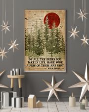 Camping Of All The Paths You Take 16x24 Poster lifestyle-holiday-poster-1