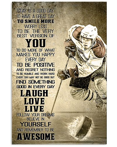 Hockey Today Is Good Day