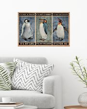 Penguin It's Not A Phase 24x16 Poster poster-landscape-24x16-lifestyle-01