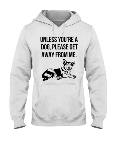 Unless You Are A Husky
