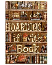 Not Hoarding If Books 11x17 Poster front