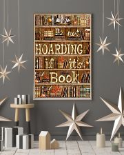 Not Hoarding If Books 11x17 Poster lifestyle-holiday-poster-1