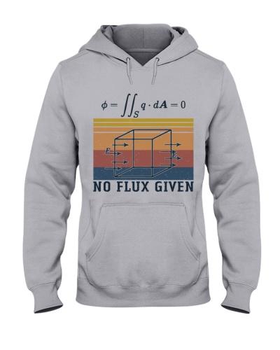 No Flux Given Physics Retro Navy