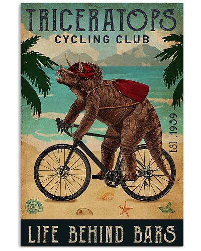 Cycling Club Triceratops