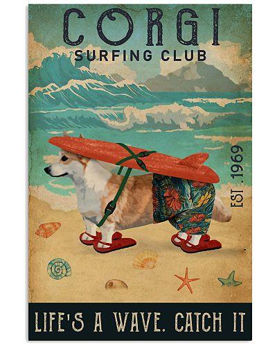 Surfing Club Corgi