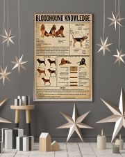 Bloodhound Knowledge  11x17 Poster lifestyle-holiday-poster-1