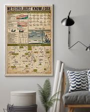 Meteorologist Knowledge 16x24 Poster lifestyle-poster-1