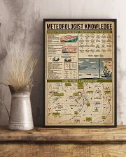 Meteorologist Knowledge 16x24 Poster lifestyle-poster-3