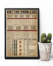 Knowledge Knitting 11x17 Poster lifestyle-poster-8