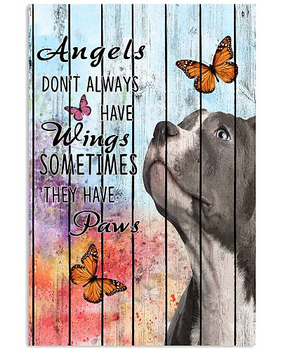 Pallet Angels Sometimes Have Paws Pit Bull