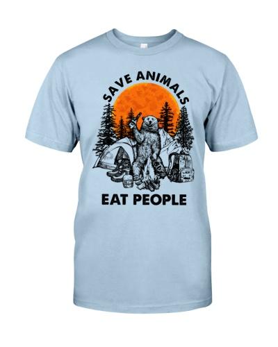 Bear Save Animals Eat People