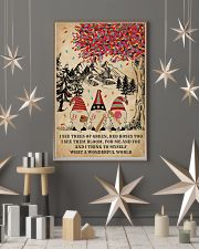 Baseball Gnomes I See Trees Of Green 11x17 Poster lifestyle-holiday-poster-1