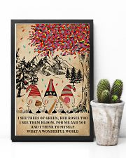 Baseball Gnomes I See Trees Of Green 11x17 Poster lifestyle-poster-8