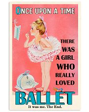 Once Upon A Time Ballet 16x24 Poster front
