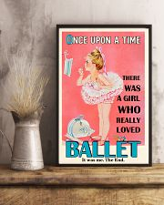 Once Upon A Time Ballet 16x24 Poster lifestyle-poster-3
