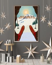 And Into The Snow I Go To Lose My Mind Skiing 16x24 Poster lifestyle-holiday-poster-1
