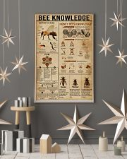 Bee Knowledge  16x24 Poster lifestyle-holiday-poster-1