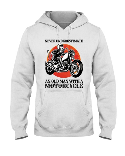 Never Underestimate Motorcycle