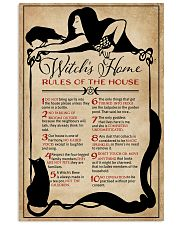 Witch House Rule 11x17 Poster front