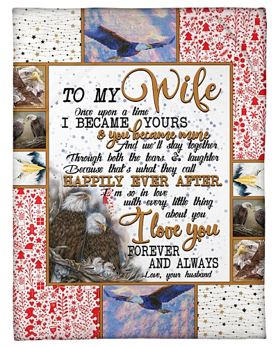 Husband To Wife Happily Ever After Eagle