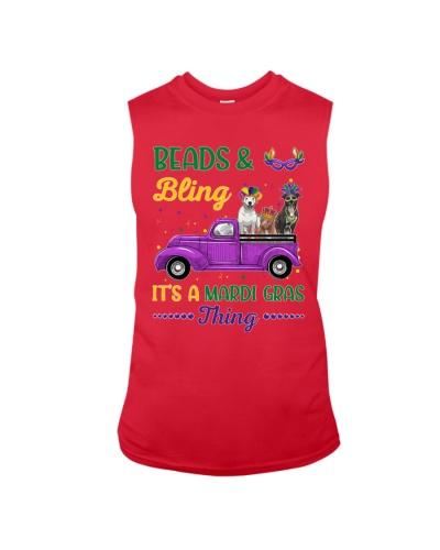 Beads Bling It Is A Mardi Gras