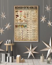 Mushroom Hunting Knowledge 11x17 Poster lifestyle-holiday-poster-1