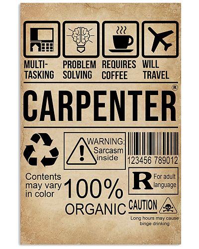 Multitasking Carpenter