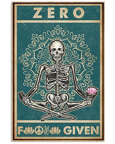Retro Zero Given Skulls