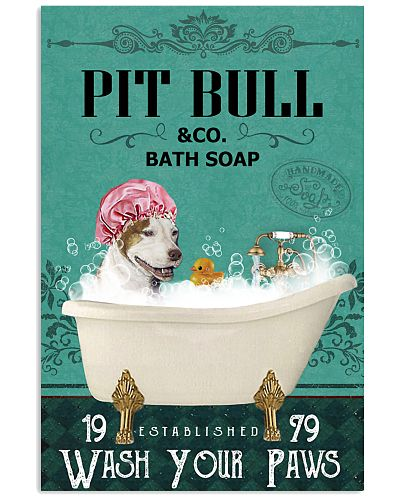 Green Bath Soap Company Pit Bull