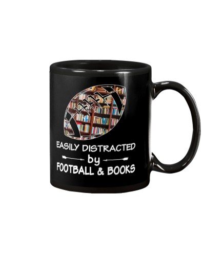 Easily Distracted By Football And Books