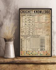 Crochet Knowledge 16x24 Poster lifestyle-poster-3