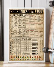 Crochet Knowledge 16x24 Poster lifestyle-poster-4