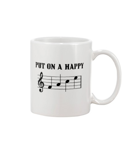 Put On A Happy Musician