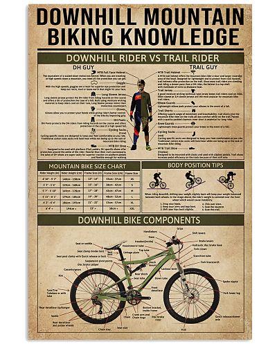 Downhill Mountain Biking Knowledge