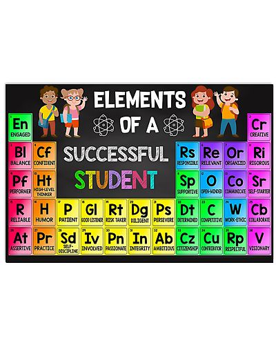 Elements Of A Successful Student