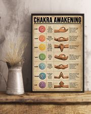 Chakra Awakening Knowledge Yoga 16x24 Poster lifestyle-poster-3