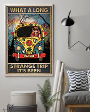 What A Long Strange Trip It's Been Hippie 16x24 Poster lifestyle-poster-1