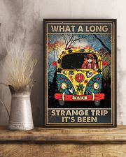 What A Long Strange Trip It's Been Hippie 16x24 Poster lifestyle-poster-3