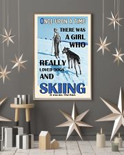 Once Upon A Time Dogs And Skiing 16x24 Poster lifestyle-holiday-poster-1