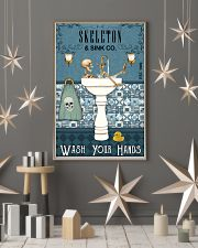 Sink Company Skeleton 16x24 Poster lifestyle-holiday-poster-1